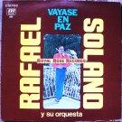 Rafael Solano - Vayase En Paz (Mate)