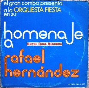 Orquesta Fiesta - Homenaje A Rafael Hernández (EGC)