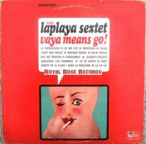 La Playa Sextet - Vaya Means Go! (United Artists)