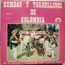 Luis Lorenzo Peña - Rumbas Y Torbellinos De Colombia Vol. 1 (El Requinto)