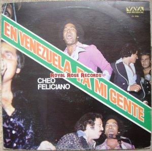 Cheo Feliciano - Pa' Mi Gente En Venezuela (Vaya)