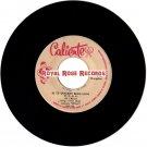 """Los Chulli - Si Tu Quieres Boogaloo b/w Julio Diaz Y Combo - La Parada Street (Caliente) 7"""" Single"""
