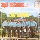 Los Blanco - Aqui Estamos...! (Discomoda)