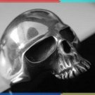James Hetfield skull ring sterling silver 925 Metallica