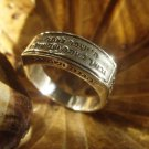 PRAYER RING JEWISH KABBALAH POWER GOD SAVED YOU FOEVER