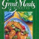 Great Meals in Minutes Chicken & Game Hen Menus Cookbook