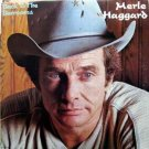 Merle Haggard - Back To The Barrooms LP – MCA Records 1980