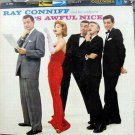 Ray Conniff & His Orchestra – 'S Awful Nice LP – Columbia Records 1958