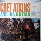 Chet Atkins – Chet Atkins And His Guitar LP – RCA Records 1964