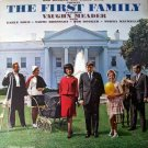 Bob Booker & Earle Doud Present – The First Family LP – Cadence Records 1962 JFK