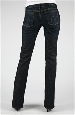 CITIZENS OF HUMANITY KELLY BOOTCUT JEANS IN BSR