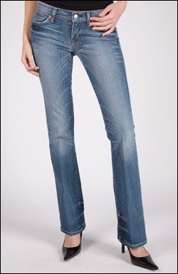 CITIZENS OF HUMANITY JEANS PEACE KELLY BOOTCUT IN BERLIN