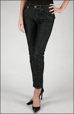 HUDSON ANKLE JEANS IN VIRTUE