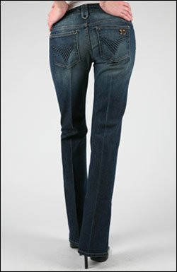 JOE'S JEANS STARLET IN FRANKIE