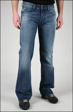 DIESEL SHAZOR L.34 JEANS (8BE)