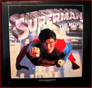 SUPERMAN: The Movie--Laserdisc--Sealed! 1978