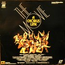 A CHORUS LINE Laser Disc--Like New! You Know The ONE!