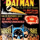 BATMAN Comics #184...September 1966...Fine Condition!