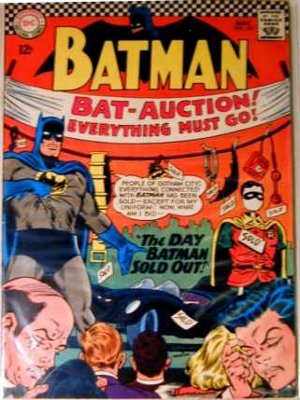 BATMAN Comics #191...May 1967...Fine/Very Fine Condition!