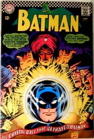 BATMAN Comics #192...June 1967...Very Fine Condition!
