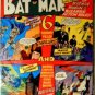 BATMAN Comics #193...July/August 1967...80-Page GIANT!  Fine Condition!