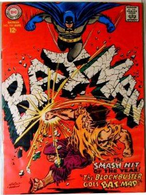 BATMAN Comics #194...August 1967...Fine Condition!