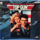 TOP GUN Laserdisc 1986 Sealed!! Tom Cruise At His Hottest!