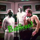 STAR TREK Original Film Slide AND Color 5x7 PHOTO #1 1969