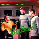 STAR TREK Original Film Slide AND Color 5x7 Photo#37 1968