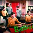 STAR TREK Original Film Slide AND Color 5x7 Photo#38 1968