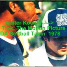 'STAR TREK: THE MOTION PICTURE' CANDID MDA SOFTBALL GAME  4x6--1978!! WALTER KOENIG! #9