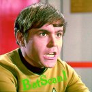 STAR TREK Original Film Slide AND Color 5x7 Pic#92 1968--Chekov Seems Upset!