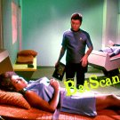 STAR TREK Original Film Slide AND Color 5x7 Pic#93 1968--Uhura & McCoy--Sickbay