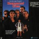 DISORGANIZED CRIME Laser Disc (1989)...Sealed!  Comedy...Corbin Bernsen, Fred Gwynne