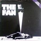 THE FAN Laser Disc (1981)...Sealed!!  Lauren Bacall, Michael Biehn