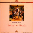SUMMER STOCK Laser Disc (1950)...Like New! Judy Garland, Gene Kelly!  Get Happy!