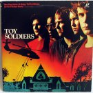 TOY SOLDIERS Laser Disc (1991)...Like New!  Sean Astin, Wil Wheaton, Louis Gossett Jr.