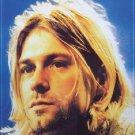 Kurt Cobain Close Poster