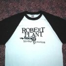 Robert Plant & SS Baseball Tee Medium