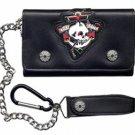Skull Head Wallet