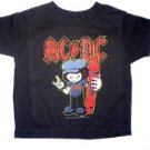 AC/DC Toddler T-shirt Size 5/6