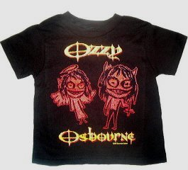 Ozzy Toon Toddler Tee Size 4T