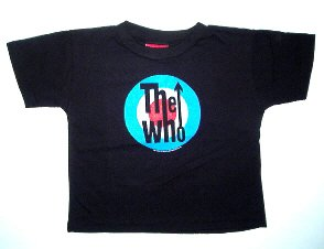 The Who Target Toddler Tee Size 2T