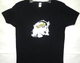 Blondie Babydoll Face Tee Size 1-Size