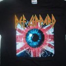 Def Leppard Rock of Ages Tee Size Large