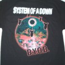 System Of A Down BYOB Tee Size Large