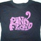 Pink Floyd Groovy Girl Tee Size Medium