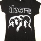 Doors Band Girly Tee Size Small