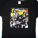 Led Zeppelin How The West Was Won Girl Tee Size Large