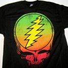 Grateful Dead Rasta SYF Tshirt Size Large